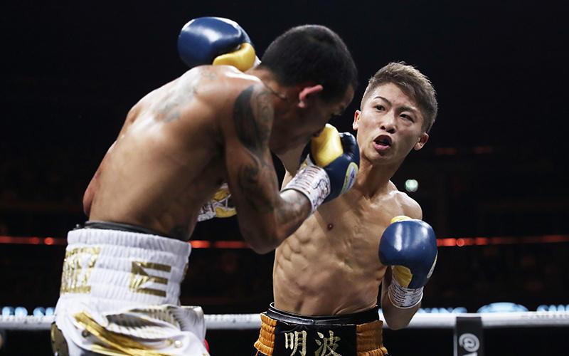 36ee4551c18eb 強すぎる!怪物・井上尚弥が無傷の2回TKO勝利!世界