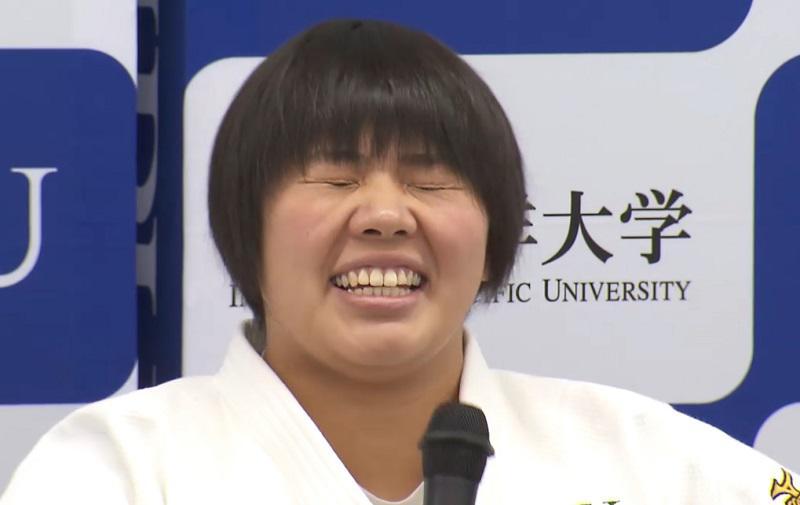 柔道 五輪内定第1号 素根輝 今年の漢字には苦笑い?
