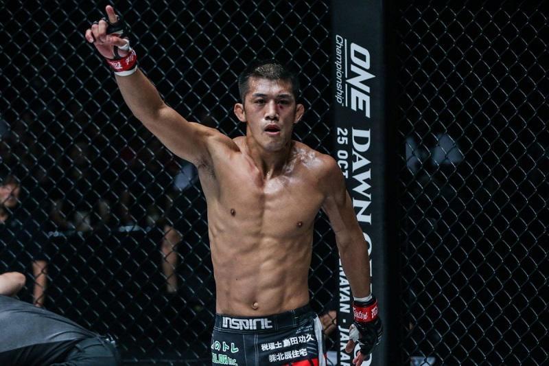 日本大会では難敵のパンクラス王者を撃破 目下5連続KO中 佐藤将光の決め切る力