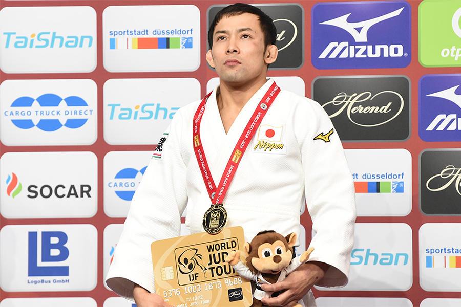 髙藤直寿が金メダル!27日にも五輪代表内定か GSデュッセルドルフ