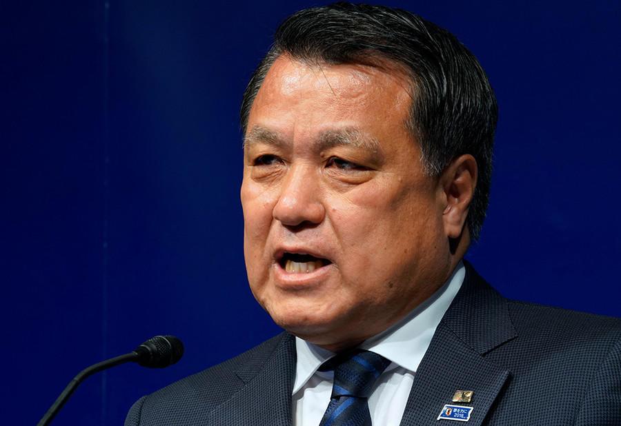 コロナ感染の日本サッカー協会・田嶋会長が退院「一枚岩となって危機を乗り越えたい」