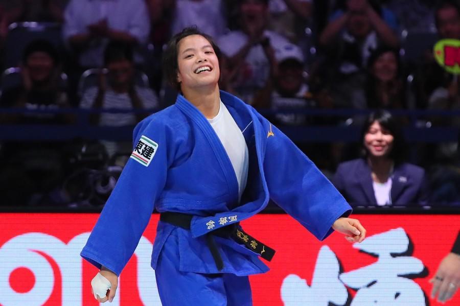 柔道 オリンピック代表権維持に阿部詩 「どんな状況でも努力していくだけ」