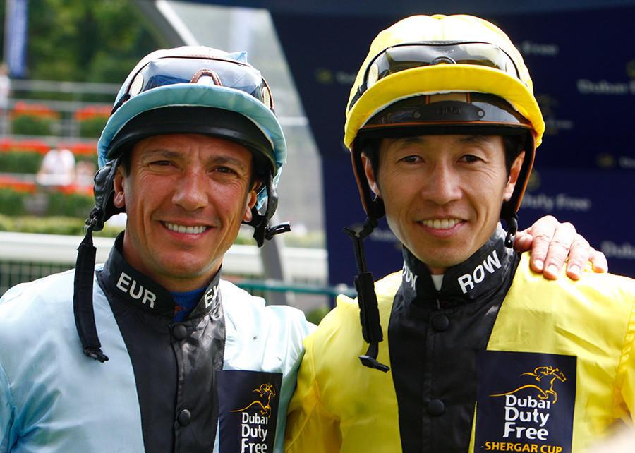 デットーリ騎手「ディープは種牡馬としてもチャンピオンだからね。楽しみ」
