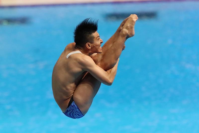 板飛び込み 日本代表・寺内健、39歳「オリンピックのメダルが欲しい」現役復帰し東京五輪目指す|テレビ東京スポーツ:テレビ東京