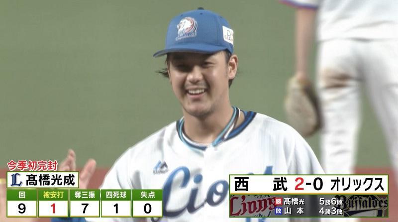高橋光成|野球|テレビ東京スポーツ:テレビ東京