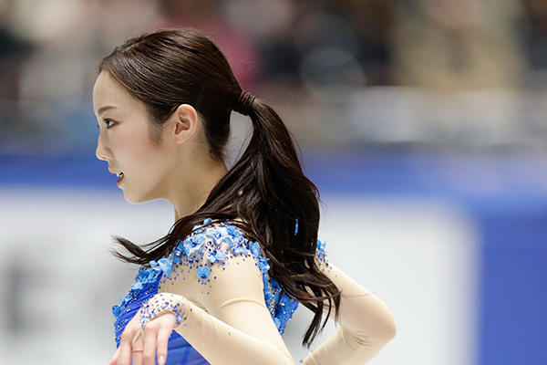 本田真凜が右肩脱臼のため欠場【ジャパンオープン2020】