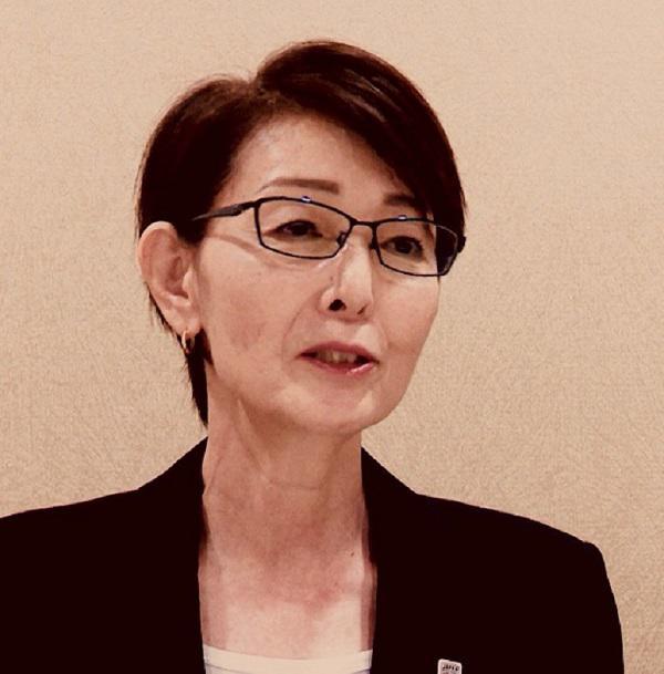 """日本バスケットボール協会会長・三屋裕子 元バレーボールのスター選手だった彼女が信じる""""スポーツの力""""とは"""