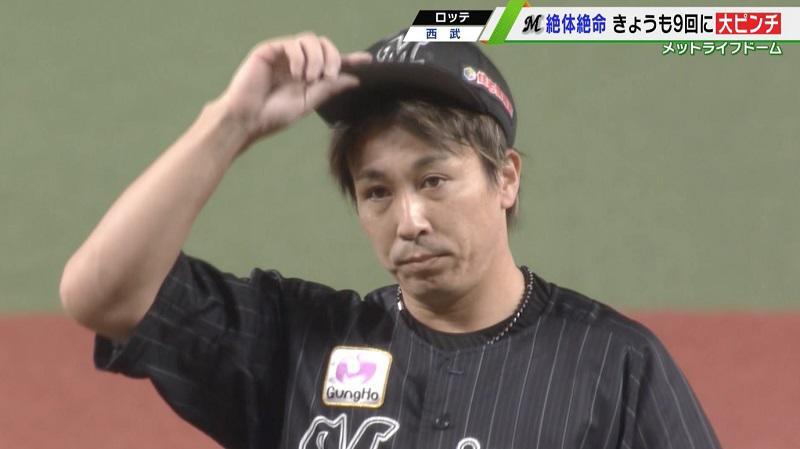 【ロッテ】2試合連続サヨナラ負け!益田がまたも西武・山野辺に決められる