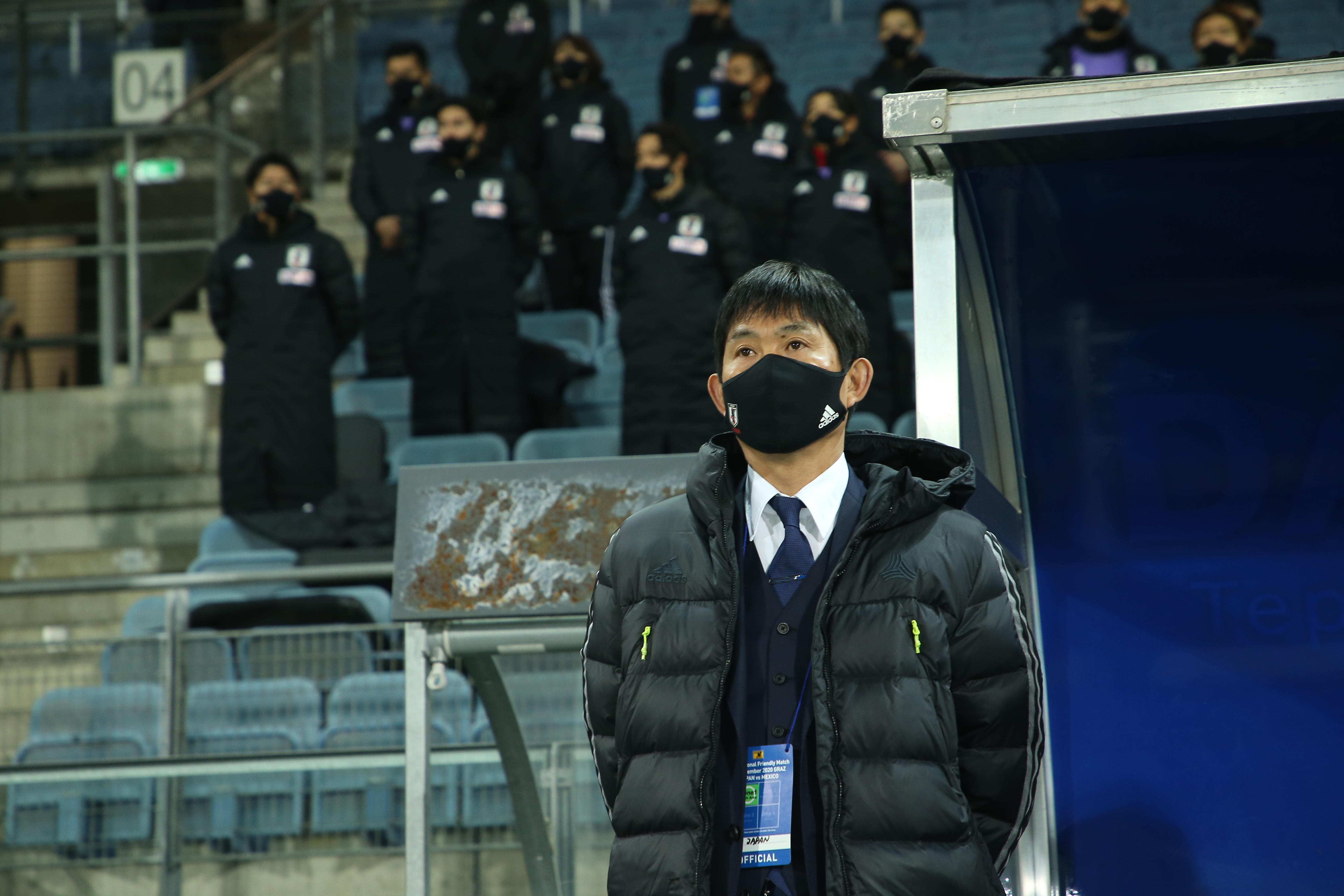 サッカー日本代表 森保監督「我慢するよ」メキシコ戦でみた監督采配の物足りなさ