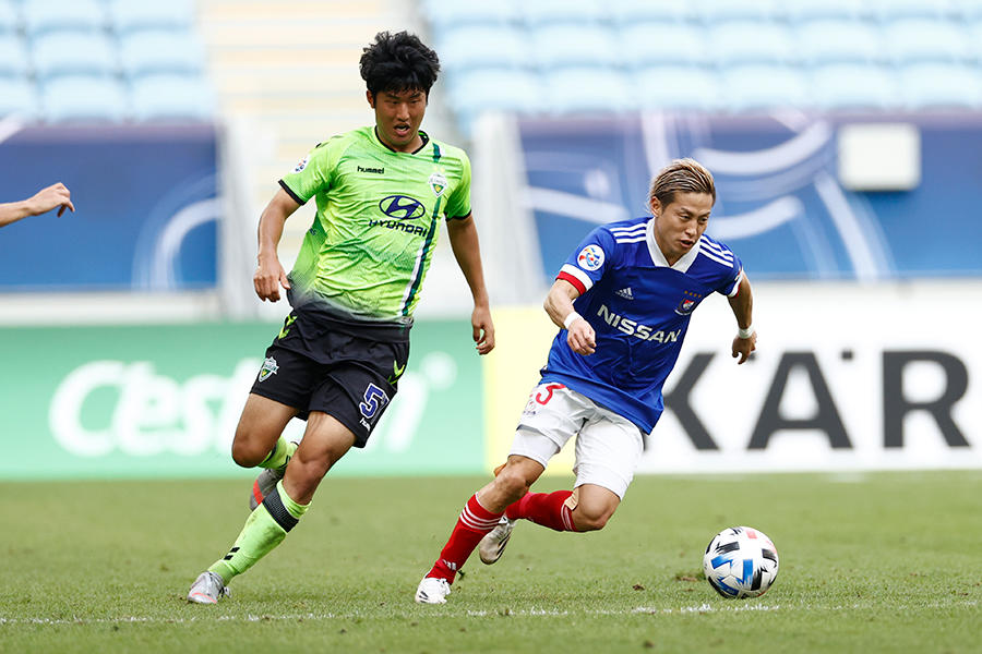 横浜FMが初のACL決勝T進出 神戸は首位突破が決定