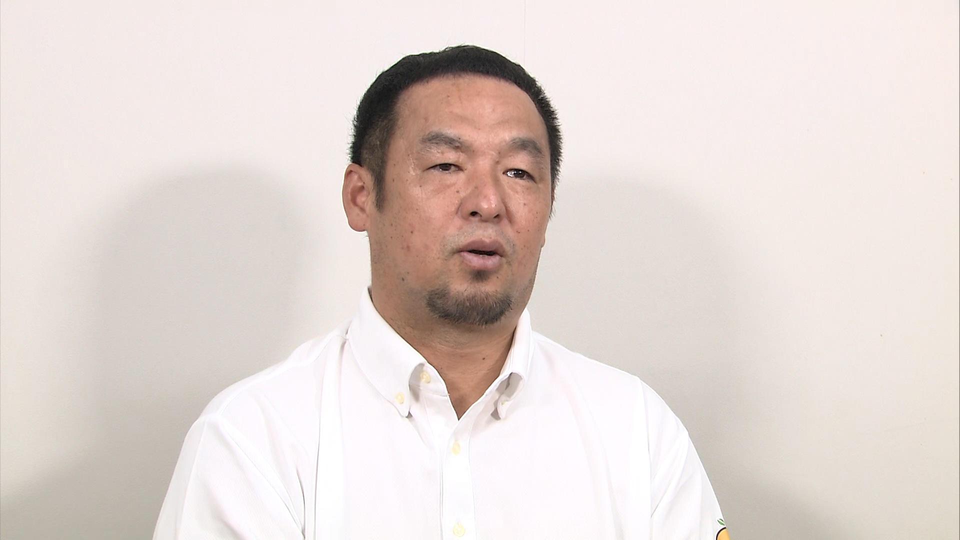 松中信彦 独占インタビュー ロッテの春季キャンプ臨時コーチ就任!