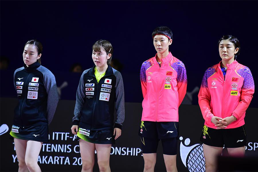 卓球アジア選手権代表選考会を6月に開催。東京五輪前の実戦機会に