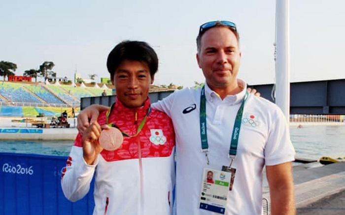 カヌー 銅メダリスト・羽根田卓也 スロバキア人コーチと走り続けた11年、紡いできた4000日の絆