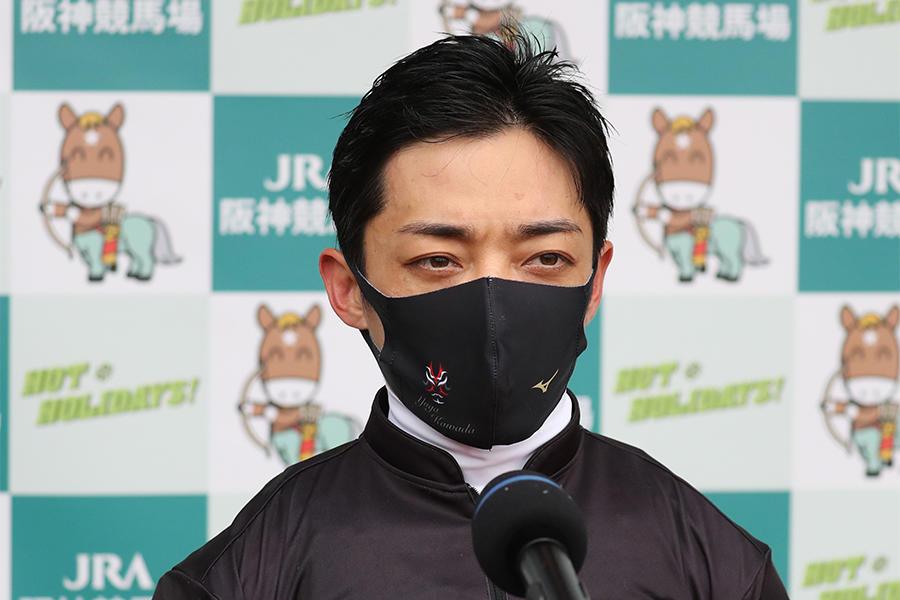 川田将雅騎手 JRA通算1600勝達成!「これからもひとつひとつ全力で向き合っていきたい」