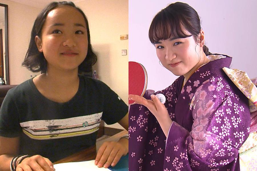 伊藤美誠 ロンドン五輪から東京五輪へ向かう日本代表のエースがいかに成長したのか?その裏側に迫る密着ドキュメンタリー