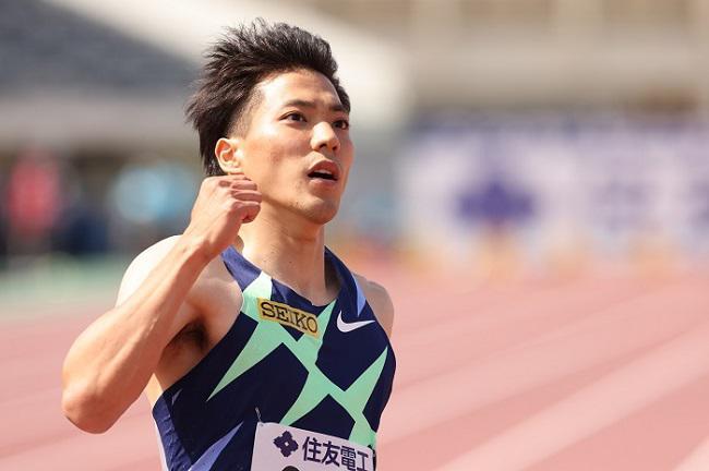 山縣亮太「9秒台を意識し出したのは中学生の頃...」日本新記録までの15年、その長い道のりを語る