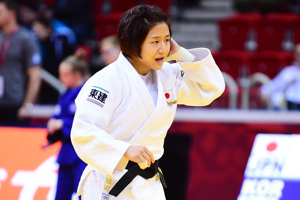 女子57キロ級 芳田司 五輪1年延期で感じた「柔道があれば何もいらない」【柔道五輪】