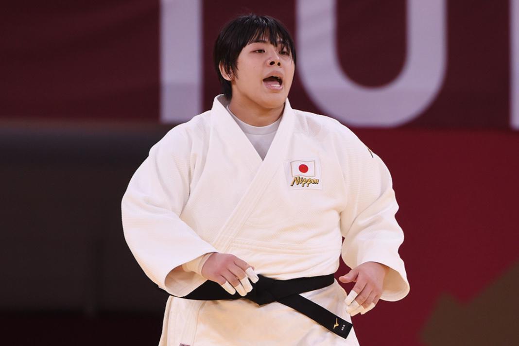 女子78キロ超級 素根輝 決勝進出!金メダルまであと1勝!【五輪柔道】