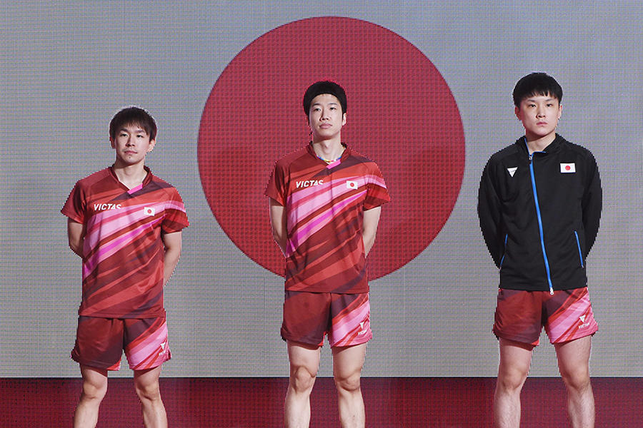 卓球男子団体 日本、ドイツに敗れ五輪2大会連続の決勝逃す 韓国との3位決定戦へ