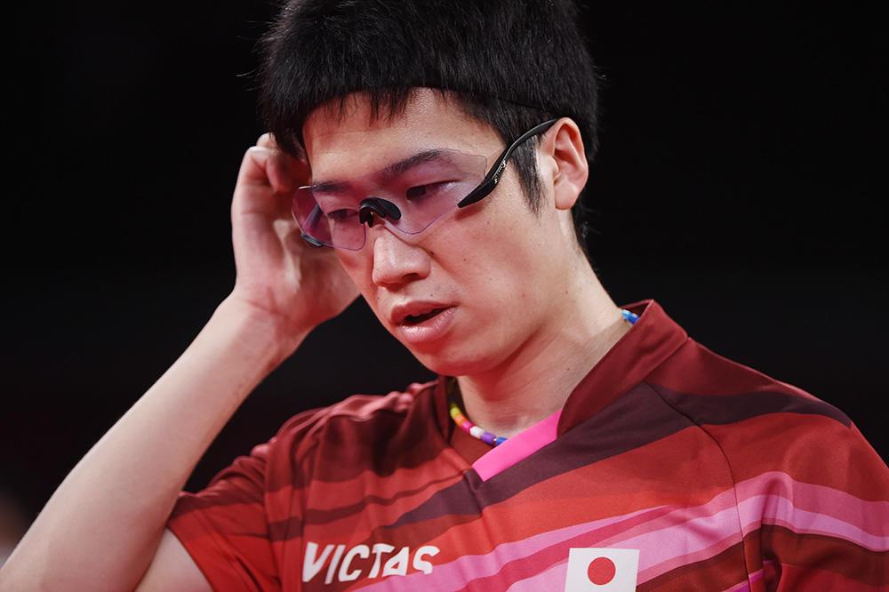 水谷隼 敗れる 日本、ドイツと1勝2敗で崖っぷちに【五輪卓球 団体】