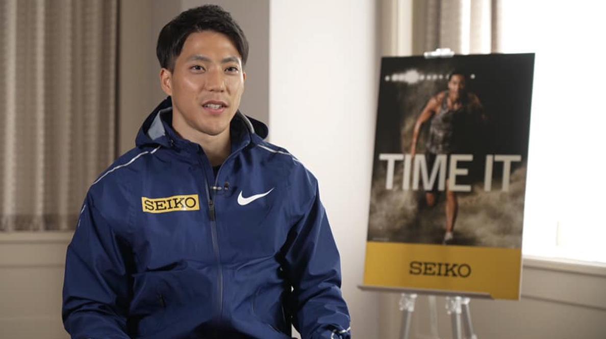 陸上・山縣亮太 100メートルに広がる無限の世界、オリンピックファイナリストを目指して