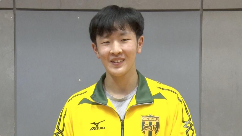 1位通過 鈴木笙インタビュー「勝ちたいという気持ちで最後までプレーできた」【卓球 世界ユース代表1次選考合宿】
