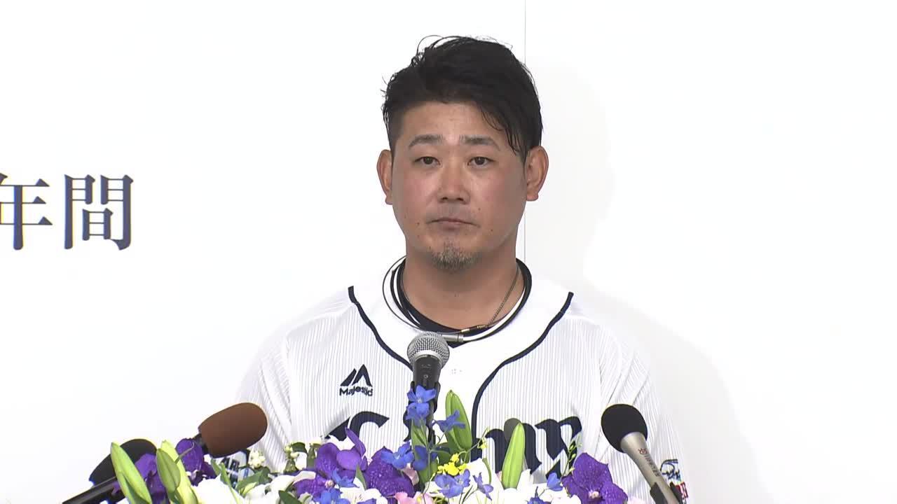 【ノーカット】平成の怪物・松坂大輔 引退会見「皆さまには大変感謝をしています」