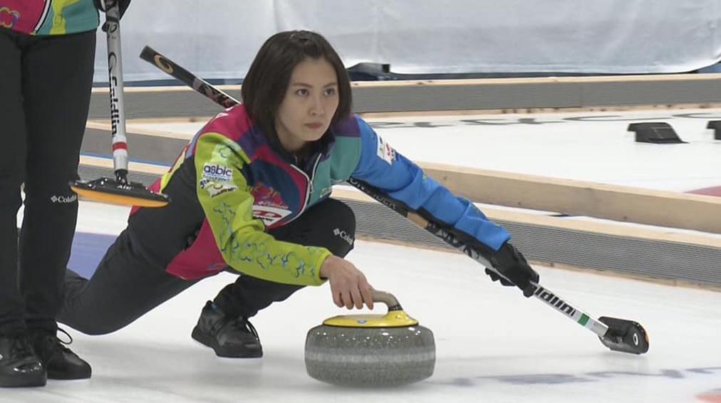 カーリング・北海道銀行フォルティウス 北京オリンピックを目指す道産子娘たちの挑戦