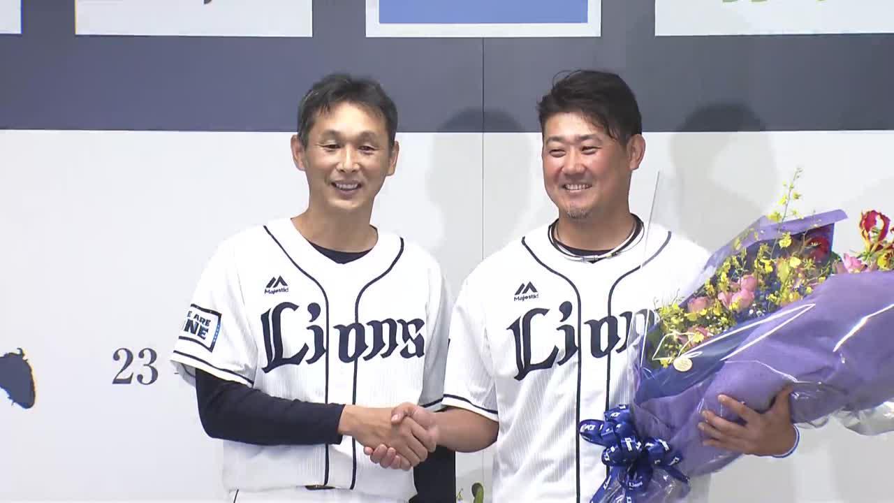 【西武】松坂大輔 引退会見「諦めの悪さを褒めたい。最後は叩かれることに耐えられなくなった」<後編>