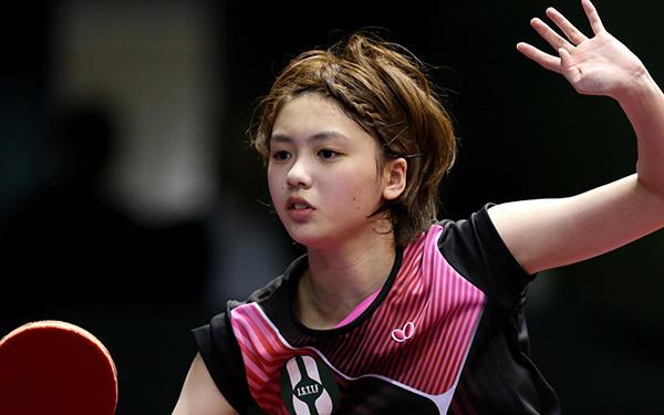 山本怜/Rei Yamamoto (JPN) 写真:アフロスポーツ