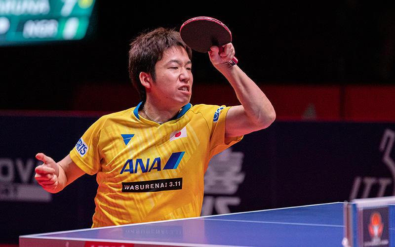 Image result for 水谷隼 ITTF