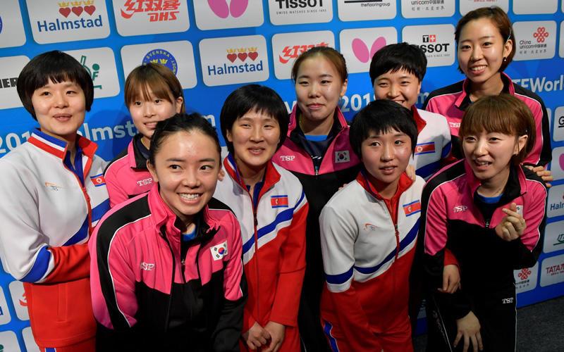 南北合同チーム コリア」と対戦する日本女子代表チームの心境は ...