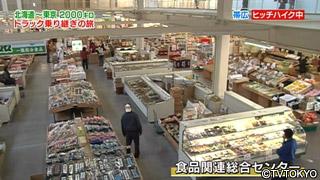 帯広市地方卸売市場 食品関連総...