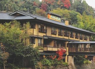 温泉 旅館 黒川 やまびこ