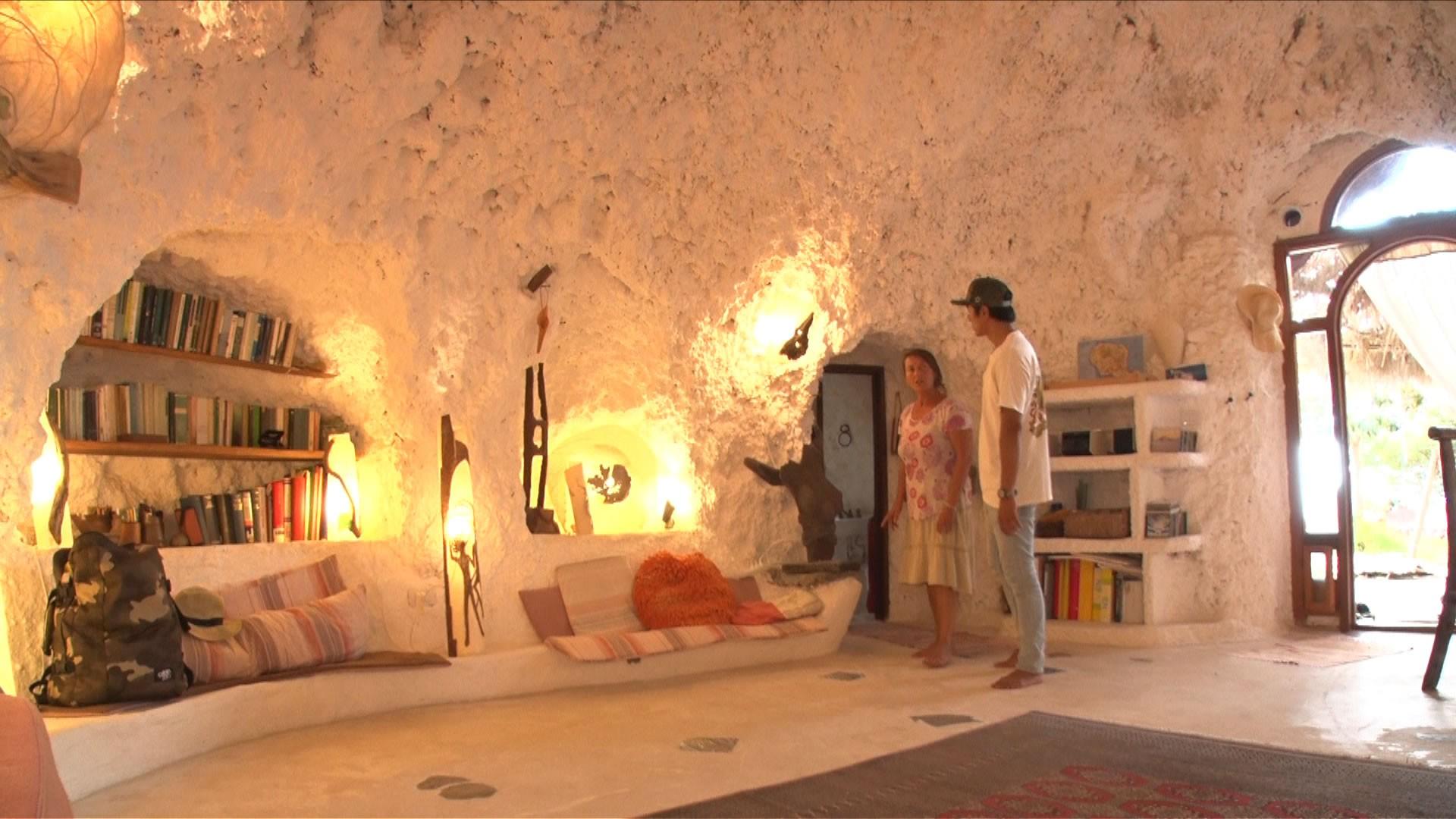 住んでる人が見たい!世界の超!絶景ハウス 第7弾イタリア