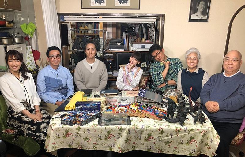 荻野由佳ちゃんが『家、ついて行ってイイですか?』にゲスト出演。地下民また負けたのか…