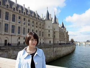 フランス:北乃きい