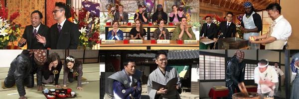 世界が驚く職人技 ニッポン大好き外国人No.1決定戦