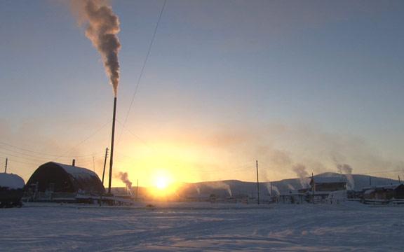 「-71.2℃!世界で一番寒い村」 (ロシア・サハ共和国)
