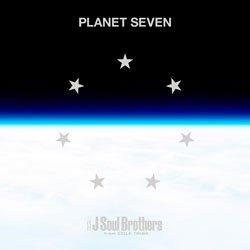 「PLANET SEVEN」ジャケット
