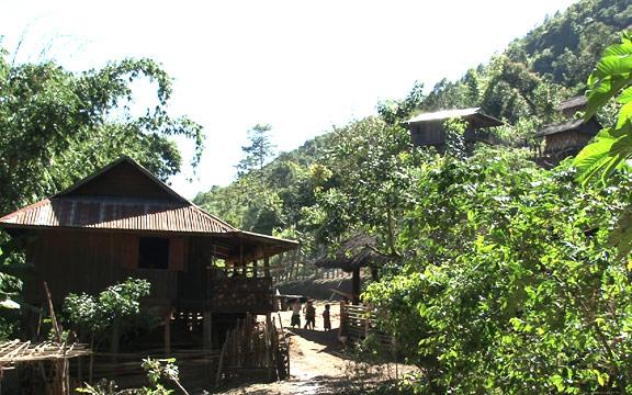 「驚愕!精霊と生きる イレズミの村」 (ミャンマー連邦共和国)