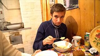 ハードボイルド飯