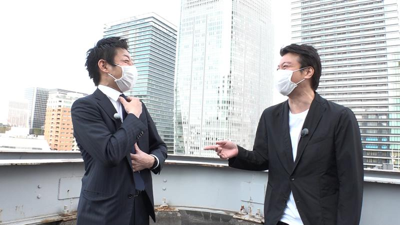 巨大企業の日本改革3.0「生きづらいです2021」~大きな会社と大きな会社とテレ東と~