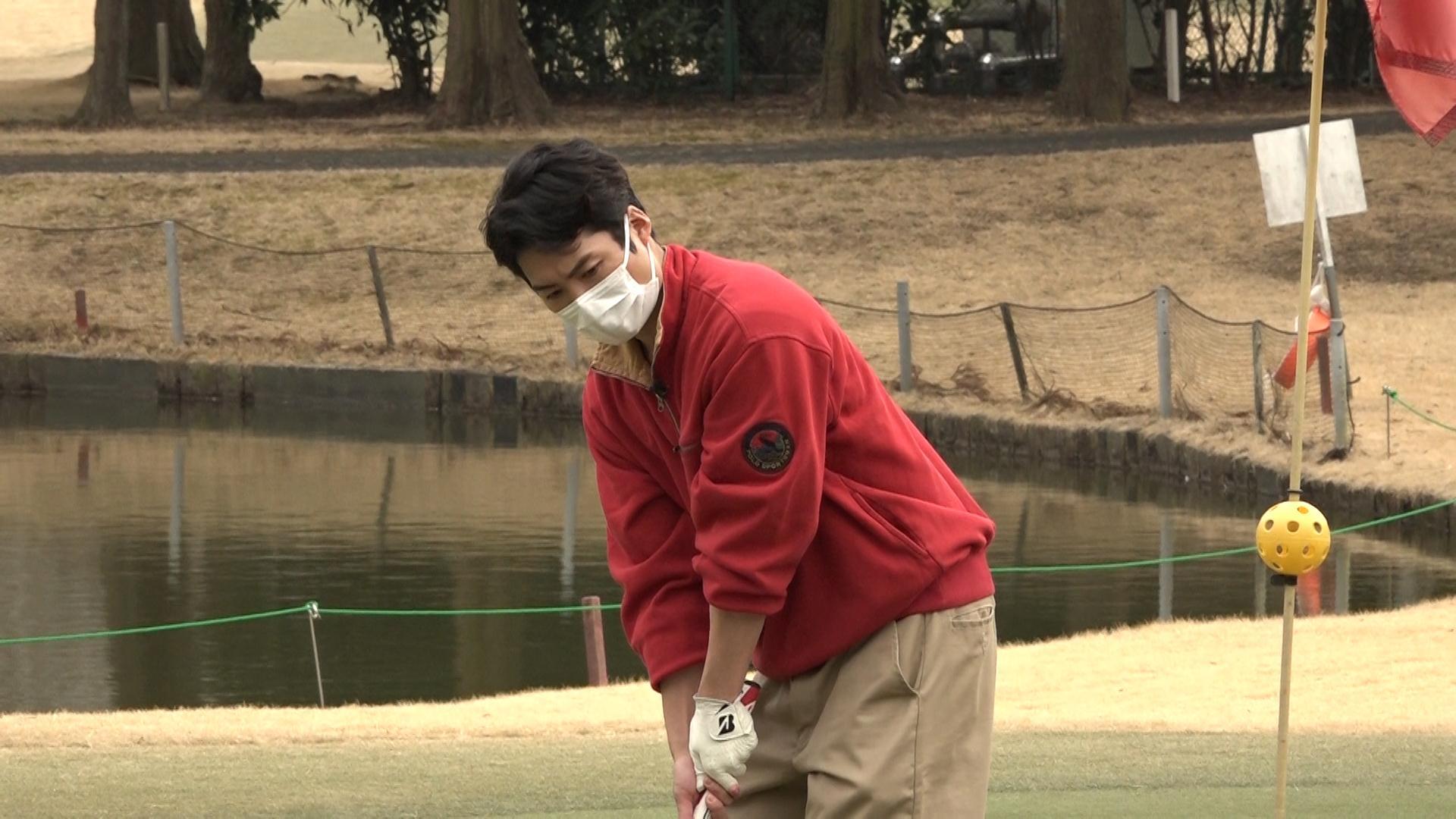 劇団EXILEがゴルフを始めて100日間で100切り目指すTV
