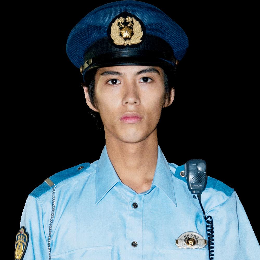 警察官(賀来賢人):勇者ヨシヒコ...